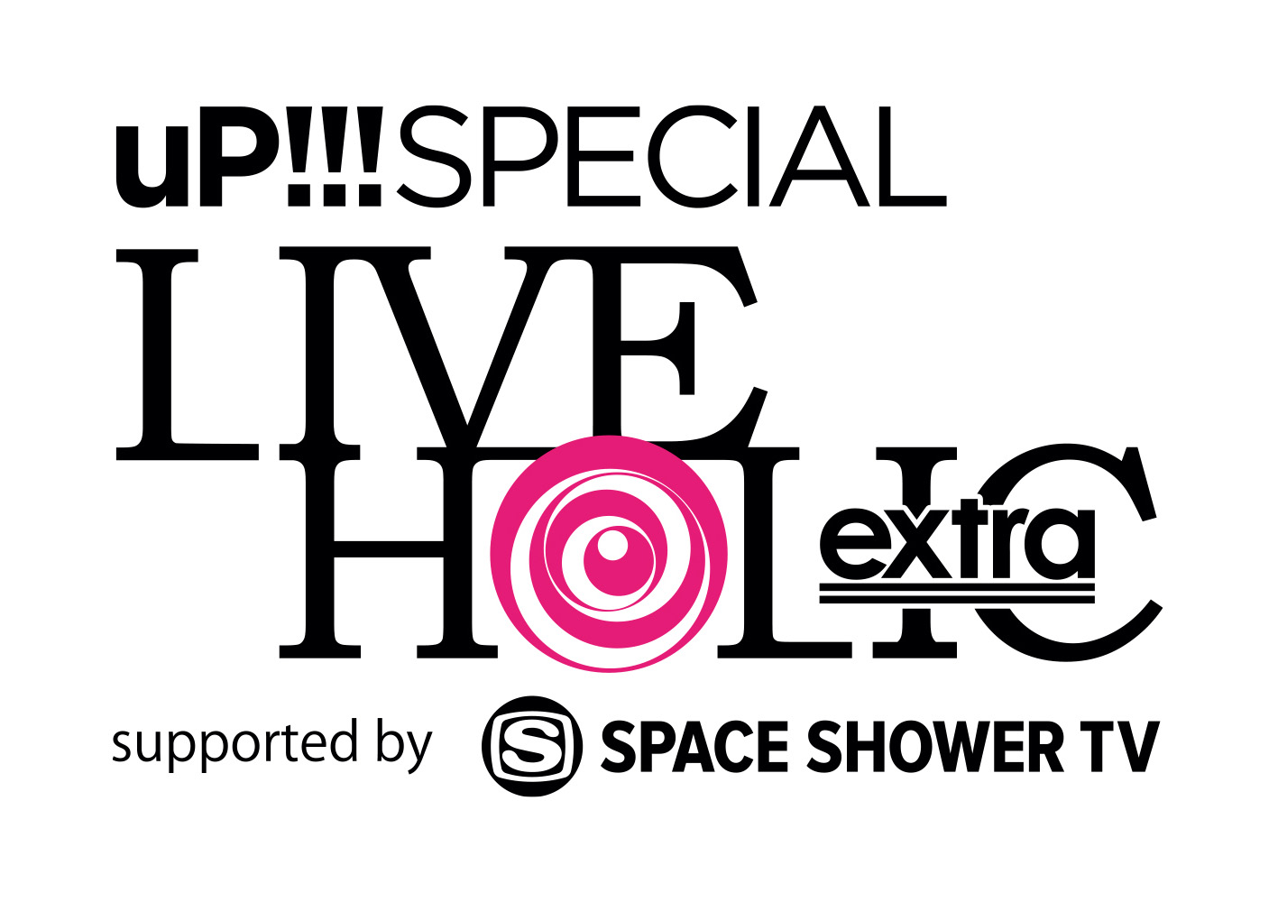 【千葉】-LIVE HOLIC 5th ANNIVERSARY- uP!!! SPECIAL LIVE HOLIC extra vol.3 (幕張メッセ)
